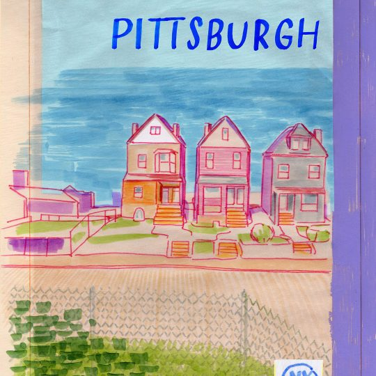 Pittsburgh by Frank Santoro