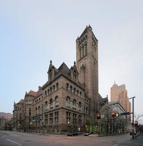 Allegheny County Courthouse Pittsburgh